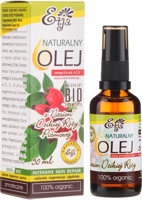 Prírodný olej zo šípkových rastlín - Etja Natural Oil