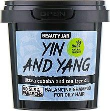 """Voňavky, Parfémy, kozmetika Šampón pre mastné vlasy """"Yin and Yang"""" - Beauty Jar Shampoo For Oily Hair"""