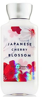 Bath and Body Works Japanese Cherry Blossom - Telové mlieko