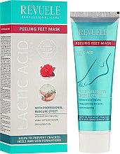 Voňavky, Parfémy, kozmetika Peelingová maska na nohy - Revuele Professional Care Peeling Feet Mask