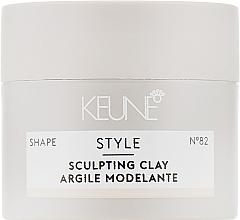 Voňavky, Parfémy, kozmetika Hlina na styling vlasov č. 82 - Keune Style Sculpting Clay (vzorka)