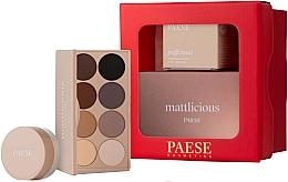 Voňavky, Parfémy, kozmetika Sada - Paese Selflove Set 3 (eyeshadow/12g + eye/powder/5.3g)