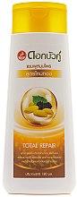Voňavky, Parfémy, kozmetika Šampón pre slabé vlasy - Twin Lotus Golden Silk Herbal Total Repair Shampoo