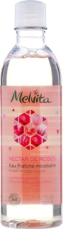 Osviežujúca minerálna voda - Melvita Nectar De Rose Fresh Micellar Water
