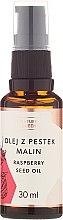 Voňavky, Parfémy, kozmetika Olej z malinových semien - Nature Queen Raspberry Seed Oil