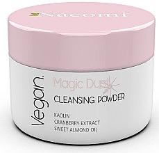 Voňavky, Parfémy, kozmetika Čistiaci púder na tvár pre suchú pokožku - Nacomi Face Cleansing & Brightening Powder Magic Dust