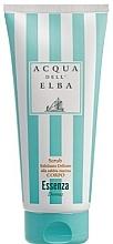 Voňavky, Parfémy, kozmetika Acqua Dell Elba Essenza Women - Scrub na telo