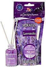 "Voňavky, Parfémy, kozmetika Aromatický difúzor ""Levanduľa"" - La Casa de Los Aromas Mikado Reed Diffuser"