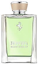 Voňavky, Parfémy, kozmetika Ferrari Radiant Bergamot - Toaletná voda