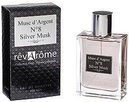 Voňavky, Parfémy, kozmetika Revarome Private Collection No.8 Silver Musk - Toaletná voda