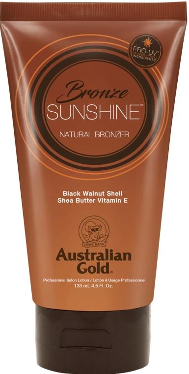 Zosilňovač opálenia - Australian Gold Bronze Sunshine