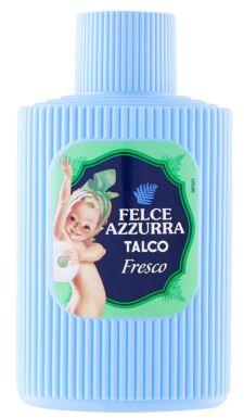 Mastenec na telo - Felce Azzurra Fresh Talcum Powder — Obrázky N1