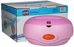 Voňavky, Parfémy, kozmetika Ohrievač vosku a parafínu RE 00001, ružový - Ronney Profesional Paraffin Wax Heater