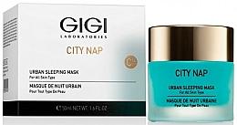 Voňavky, Parfémy, kozmetika Nočná maska krásy Spiaca kráska - Gigi City Nap Urban Sleeping Mask