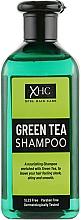 """Voňavky, Parfémy, kozmetika Šampón na suché a poškodené vlasy """"Zelený čaj"""" - Xpel Marketing Ltd Hair Care Green Tea Shampoo"""