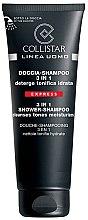 Voňavky, Parfémy, kozmetika Pánsky sprchový gél a šampón 3 v 1 - Collistar Linea Uomo Doccia-shampoo 3 in 1