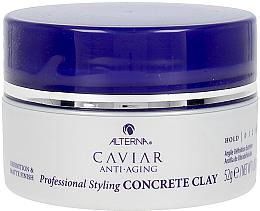 Voňavky, Parfémy, kozmetika Hlina na styling vlasov - Alterna Caviar Anti Aging Styling Concrete Clay