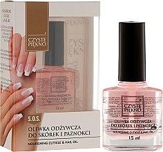 Voňavky, Parfémy, kozmetika Olej na nechty a kožičku - Czyste Piękno Nourising Cuticle & Nail Oil