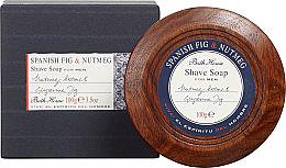 Voňavky, Parfémy, kozmetika Bath House Spanish Fig and Nutmeg - Mydlo na holenie
