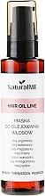 Voňavky, Parfémy, kozmetika Sprejová maska pre poškodené vlasy - NaturalME Hair Oil Line