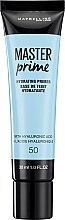 Voňavky, Parfémy, kozmetika Korekčný primer pod líčenie - Maybelline Master Prime 50 Hydrating