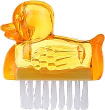Voňavky, Parfémy, kozmetika Štetec na manikúru, 3467, žltý - Deni Carte Duck's Brush