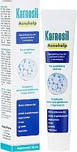 Voňavky, Parfémy, kozmetika Špecializovaný gél so striebornými iónmi a karnosínom na kožné problémy - Deep Pharma Karnosil Acnohelp