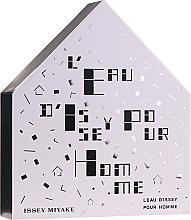 Voňavky, Parfémy, kozmetika Issey Miyake Leau DIssey Pour Homme - Sada (edt/125ml + edt/40ml)
