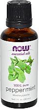 Voňavky, Parfémy, kozmetika Esenciálny olej z mäty piepornej - Now Foods Essential Oils 100% Pure Peppermint