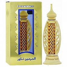 Voňavky, Parfémy, kozmetika Al Haramain Tower Gold - Olejový parfum