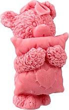 """Voňavky, Parfémy, kozmetika Prírodné mydlo """"Medveď s vankúšom"""", ružové - LaQ"""