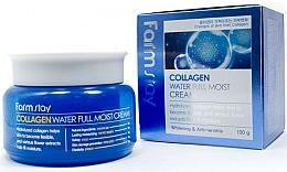 Voňavky, Parfémy, kozmetika Kolagénový hydratačný krém - FarmStay Collagen Water Full Moist Cream