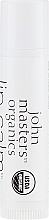 """Voňavky, Parfémy, kozmetika Balzam na pery """"Mäta"""" - John Masters Organics Lip Calm Peppermint"""