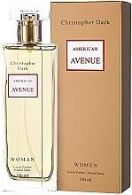 Voňavky, Parfémy, kozmetika Christopher Dark American Avenue - Parfumovaná voda
