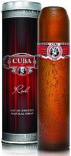 Voňavky, Parfémy, kozmetika Cuba Red - Toaletná voda