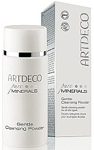 Voňavky, Parfémy, kozmetika Mäkký čistiaci púder - Artdeco Pure Minerals Gentle Cleansing Powder
