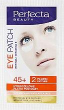 Hydrogélové náplasti pod oči - DAX Perfecta Eye Patch 45+ — Obrázky N1