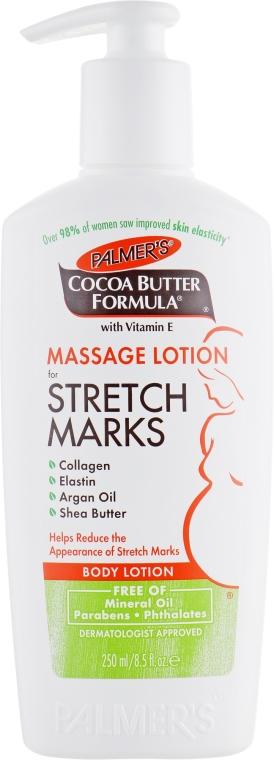 Masážny lotion proti striám - Palmer's Cocoa Butter Formula Massage Lotion for Stretch Marks