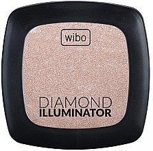 Voňavky, Parfémy, kozmetika Rozjasňovač - Wibo Diamond Illuminator