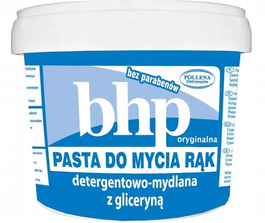 Pasta na umývanie rúk - BHP Handwashing Paste