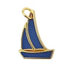 Voňavky, Parfémy, kozmetika Ozdobný prívesok pre auto - Yankee Candle Sailboat Charming Scents Charm