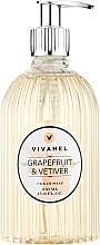 Voňavky, Parfémy, kozmetika Vivian Gray Vivanel Grapefruit & Vetiver - Tekuté krémové mydlo