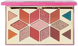 Voňavky, Parfémy, kozmetika Paleta očných tieňov - Pur X Barbie Endless Possibilities II Signature 15-Piece Eyeshadow Palette