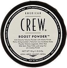 Voňavky, Parfémy, kozmetika Antigravitačný prášok pre matný efekt - American Crew Boost Powder