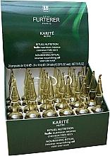 Voňavky, Parfémy, kozmetika Výživný olej na starostlivosť o vlasy - Rene Furterer Karite Nutri Treatment Dry Hair