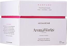 """Voňavky, Parfémy, kozmetika Bomba do kúpeľa """"Výživa"""" - AromaWorks Nurture Aroma Bath Bomb"""