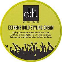 Voňavky, Parfémy, kozmetika Styling-krém na vlasy - D:fi Extreme Hold Styling Cream