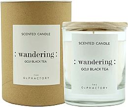 """Voňavky, Parfémy, kozmetika Vonná sviečka """"Bobule goji"""" - Ambientair The Olphactory Wandering Goji Black Tea"""