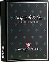 Voňavky, Parfémy, kozmetika Visconti di Modrone Acqua di Selva - Kolínska voda