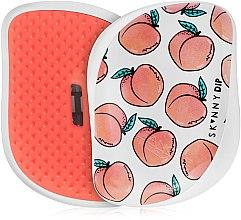 Voňavky, Parfémy, kozmetika Kefa na vlasy - Tangle Teezer Compact Styler Cheeky Peach
